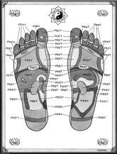 reflexology feet